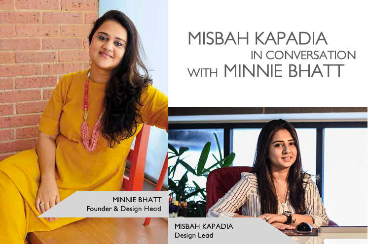 minnie bhatt in conversation with misbah kapadia